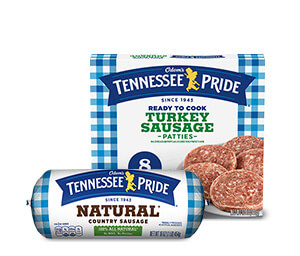 Fresh Breakfast Sausage Links & Patties